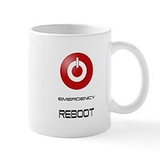 Emergency Reboot Mug