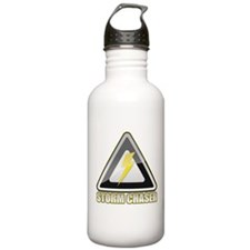 Storm Chaser Lightning Water Bottle