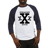 Straight Edge baseball jersey