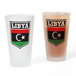 Libya Drinking Glass
