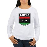 Libya Women's Long Sleeve T-Shirt