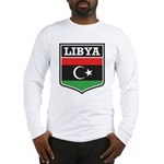 Libya Long Sleeve T-Shirt
