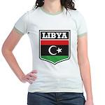 Libya Jr. Ringer T-Shirt