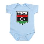 Libya Infant Bodysuit
