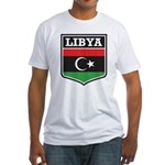 Libya Fitted T-Shirt