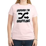 Everyday I'm Shuffling Women's Light T-Shirt
