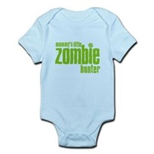 Mommy's Little Zombie Hunter Infant Bodysuit