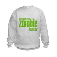 Mommy's Little Zombie Hunter Sweatshirt