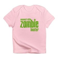 Mommy's Little Zombie Hunter Infant T-Shirt