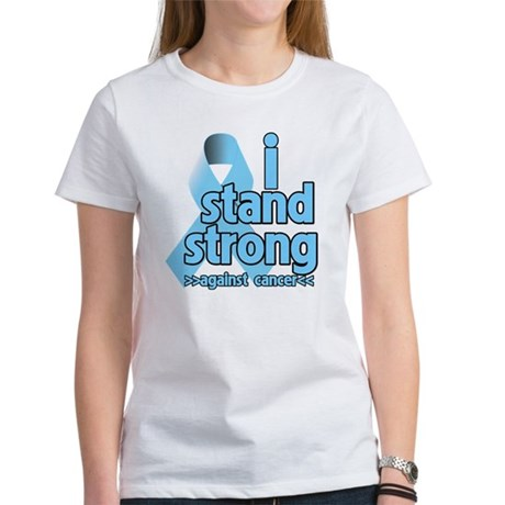 I Stand Prostate Cancer Women's T-Shirt