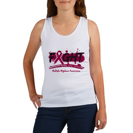 Fight Multiple Myeloma Cause Women's Tank Top