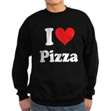 I Heart Pizza: Sweatshirt