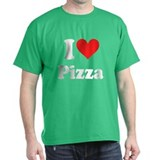 I Heart Pizza: T-Shirt