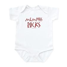 Memphis Rocks - Infant Creeper