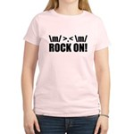 Rock On Women's Light T-Shirt