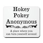 Hokey Pokey Mousepad