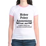 Hokey Pokey Jr. Ringer T-Shirt