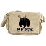 Beer Messenger Bag