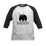 Beer Kids Baseball Jersey