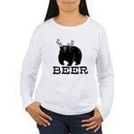 Beer Women's Long Sleeve T-Shirt