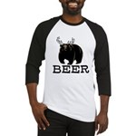 Beer Baseball Jersey
