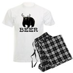 Beer Men's Light Pajamas