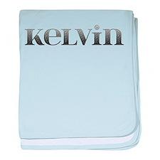 Kelvin Carved Metal baby blanket