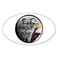 'E.T. Phone Home' Decal