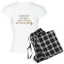 I Survived Earthquake Pajamas