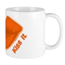BIG ORANGE Kiss Mug
