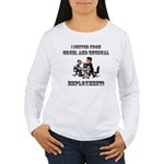 Cruel Employment Women's Long Sleeve T-Shirt