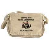 Cruel Employment Messenger Bag