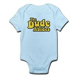 The Dude Abides The Big Lebowski Infant Bodysuit