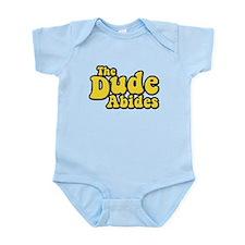 The Dude Abides The Big Lebowski Infant Bodysuit