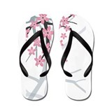 Sakura Flip Flops