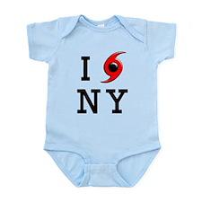 NY Hurricane Infant Bodysuit