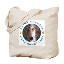 SFWS Wolf In Pines Tote Bag