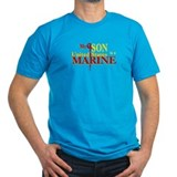 Cute Marine dad T