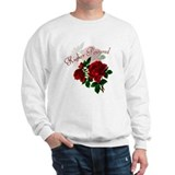 Higher Powered Rose Sweatshirt