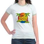 Family Member Jr. Ringer T-Shirt