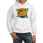 Family Member Hooded Sweatshirt