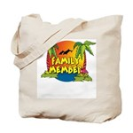 Family Member Tote Bag