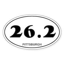 Pittsburgh Marathon Decal