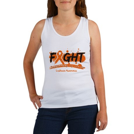 Fight Leukemia Cause Women's Tank Top