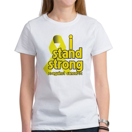 I Stand Strong Sarcoma Women's T-Shirt