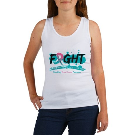 Fight Hereditary BreastCancer Women's Tank Top