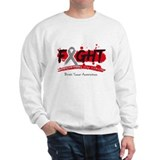 Fight Brain Tumor Cause Sweatshirt