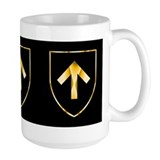 Dominant Male Shield - Mug