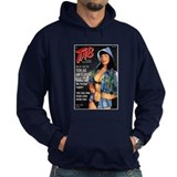 "Bettie Page ""Earth Girl"" Hoodie"