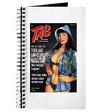 "Bettie Page ""Earth Girl"" Journal"
